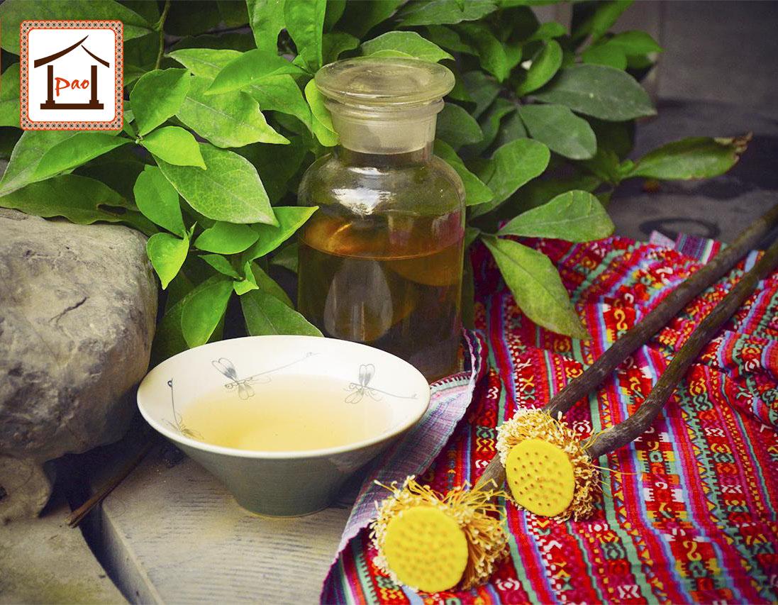 Rượu đào Pao Quán