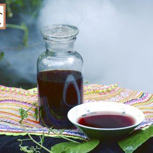 Rượu nếp cẩm Pao Quán