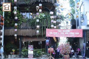"""Chương trình: """" Trải nghiệm ẩm thực và văn hóa Vùng cao"""" duy nhất tại Pao Quán 2- Hà Trì"""