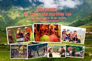 Trải nghiệm ẩm thực và văn hóa vùng cao giữa lòng Hà Nội