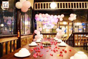 Pao Quán - Địa điểm trang trí sinh nhật lý tưởng